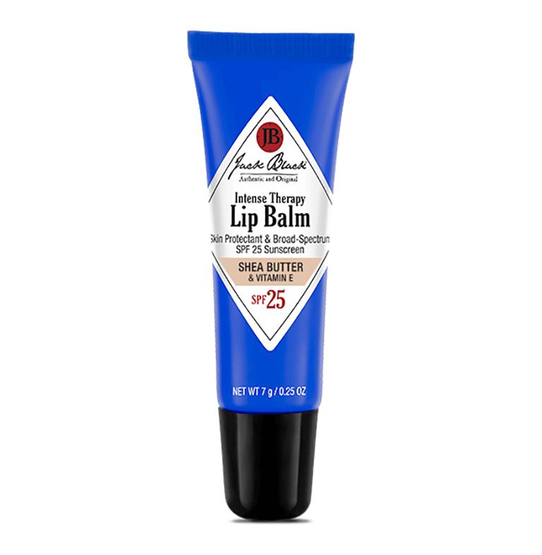 Jack Black - Intense Therapy Lip Balm SPF25 Shea Butter & Vitamin E