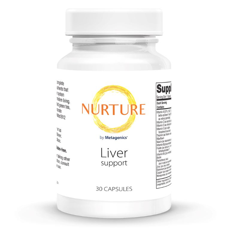 Metagenics - Liver Support 30 Caps