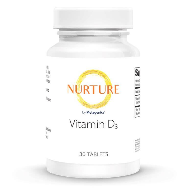 Metagenics - Vitamin D3 30 Tabs