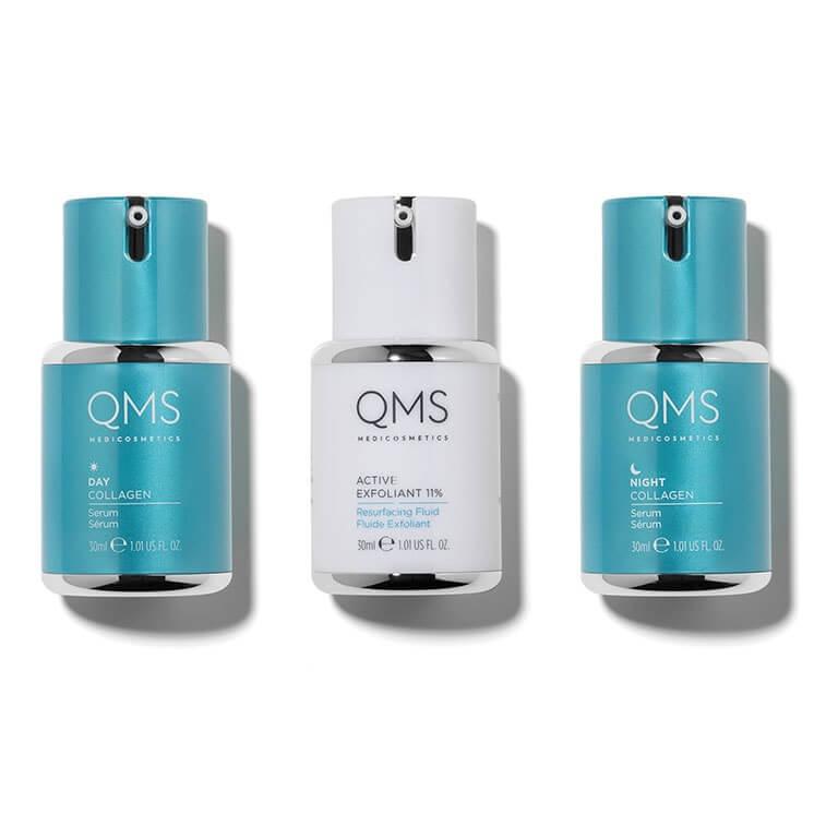 QMS - Collagen System 3 Step Set 3x30ml