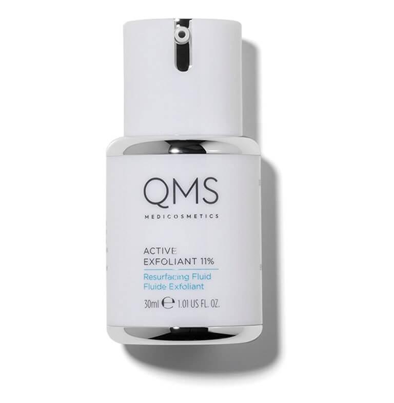 QMS - Active Exfoliant 11% Resurfacing Fluid 30ml