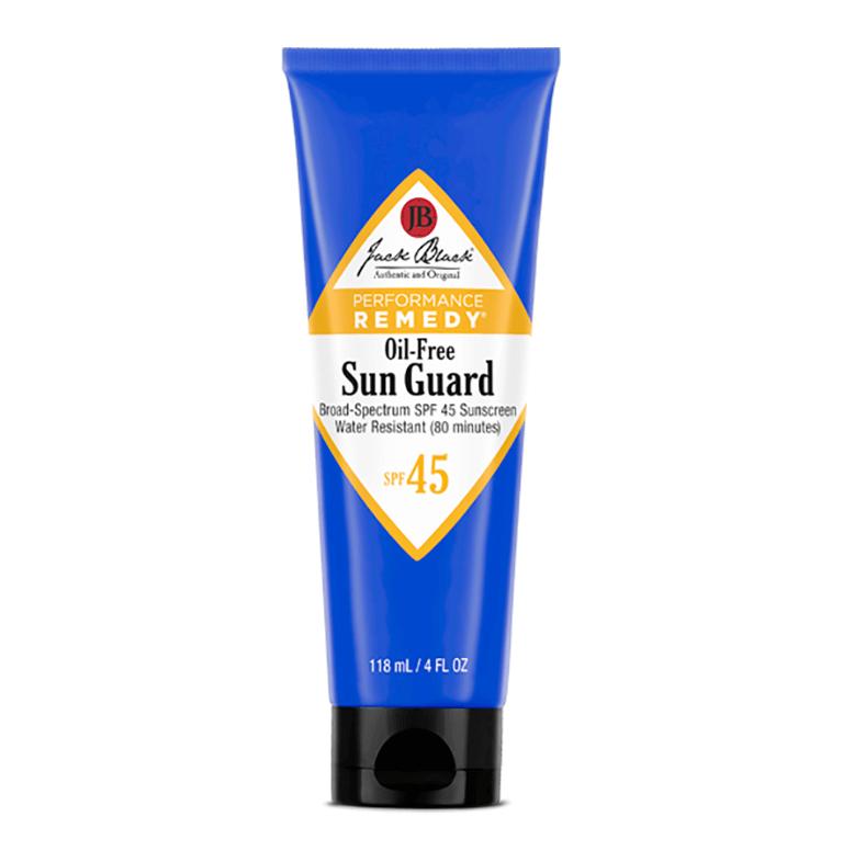 Jack Black - Oil-Free Sun Guard SPF 45 Sunscreen