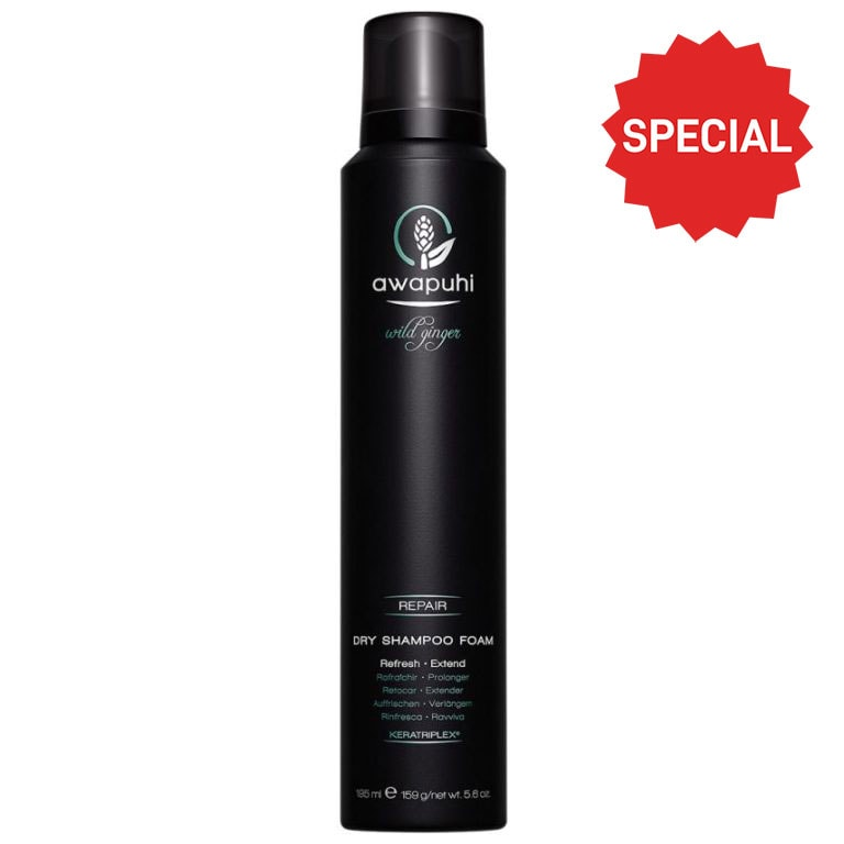 Paul Mitchell - Style - Dry Shampoo Foam 168ml