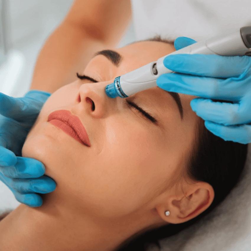 Cosmetology - Anti-Aging Hydra Facial