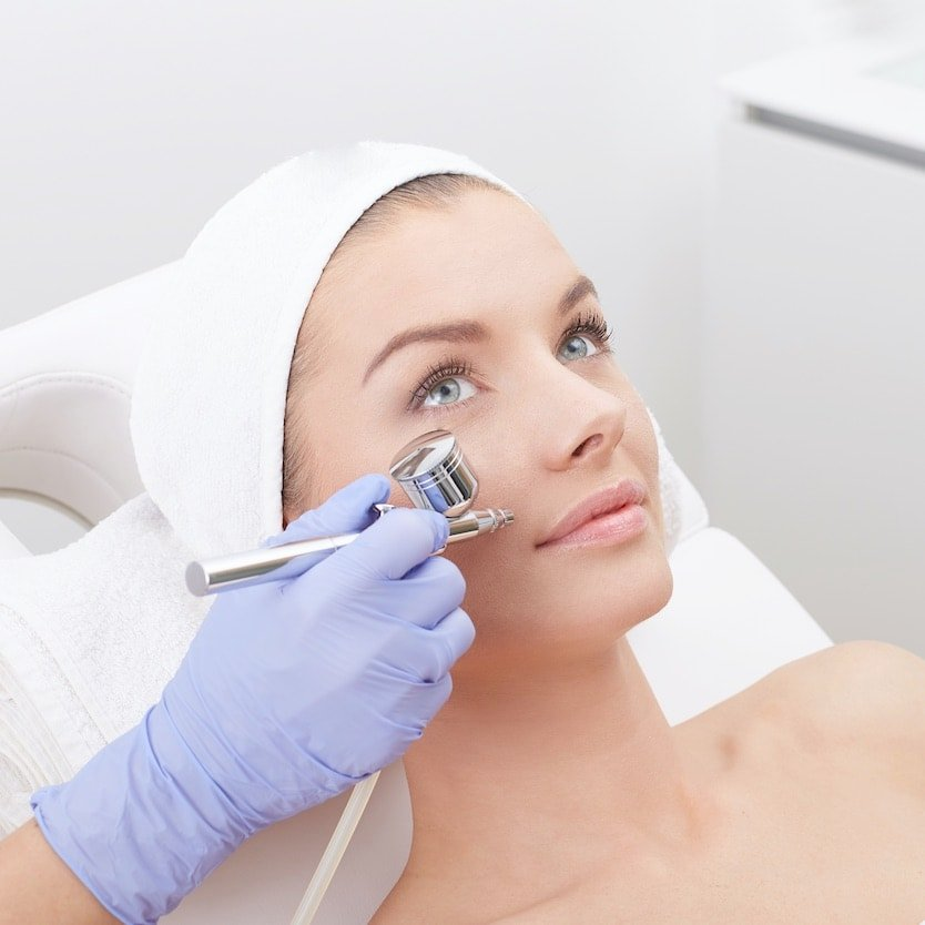 Cosmetology - Anti-Aging Oxygen Facial