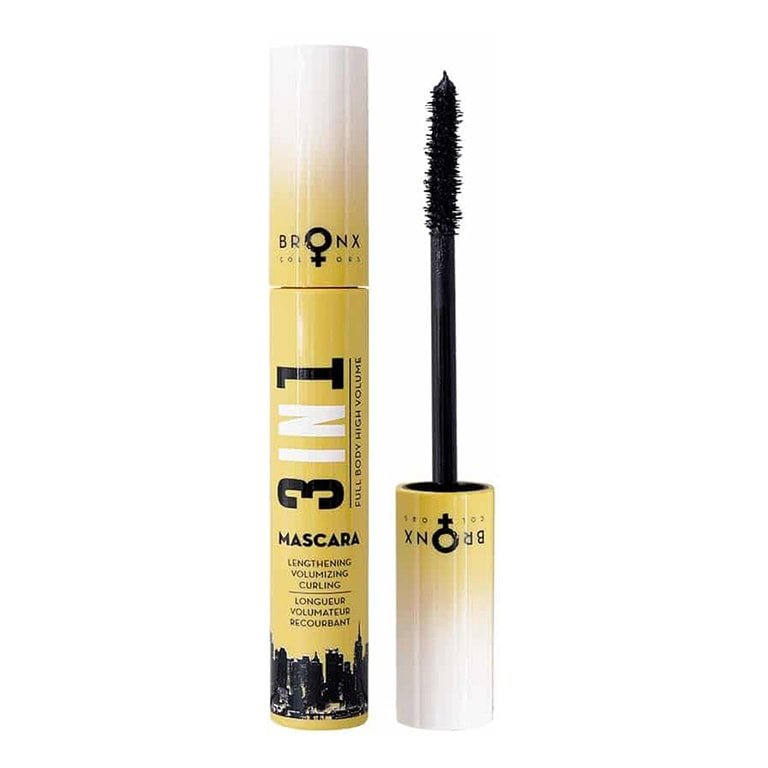 Bronx - 3-in-1 Mascara - Black