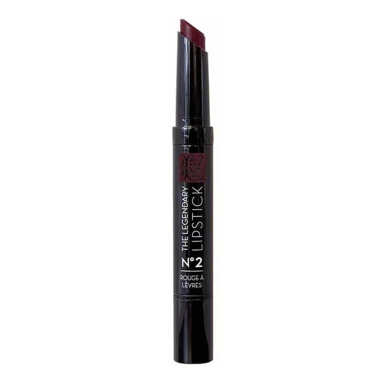 Bronx - Legendary Lipstick N°2 - Aubergine
