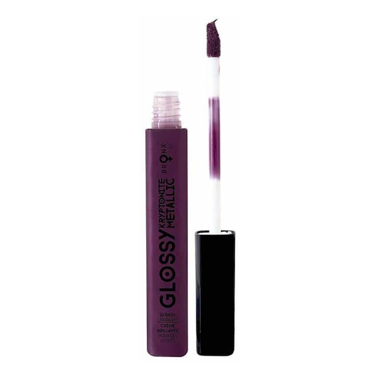 Bronx - Kryptonite Metallic Glossy Lip Cream - Lois Lane
