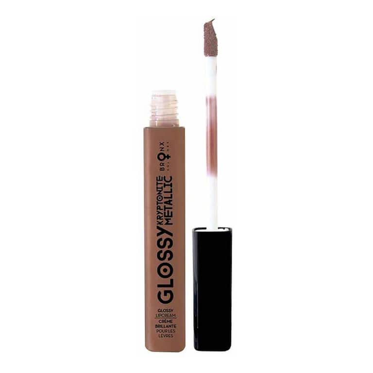 Bronx - Kryptonite Metallic Glossy Lip Cream - Drotho