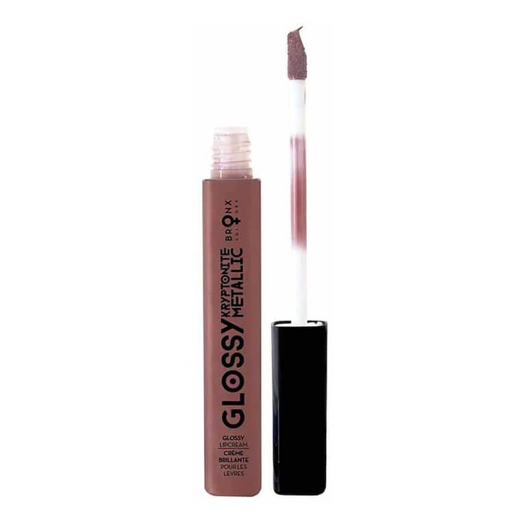 Bronx - Kryptonite Metallic Glossy Lip Cream - Ursa