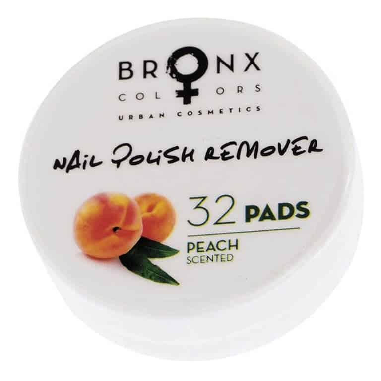 Bronx - Nail Polish Remover Pads (Acetone Free) - Pear