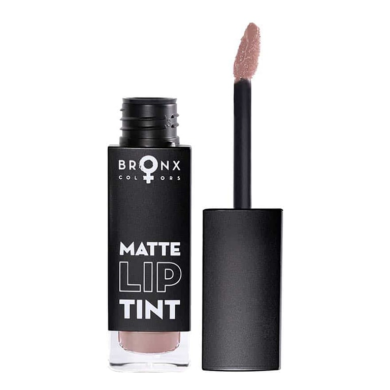 Bronx - Matte Lip Tint - Beige Pink