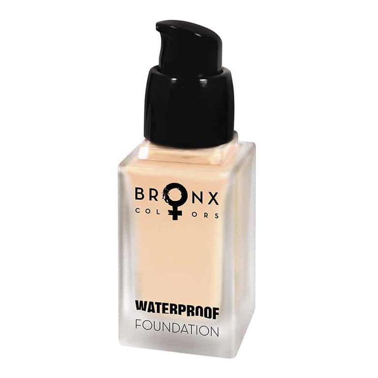 Bronx - Waterproof Foundation - Beige
