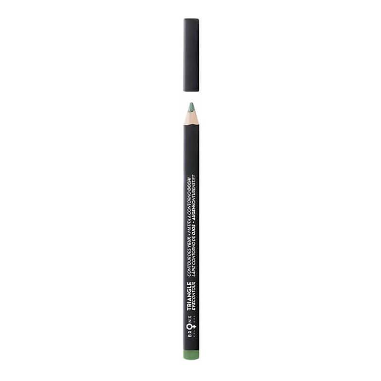 Bronx - Triangle Eye Contour Pencil - Green Oak