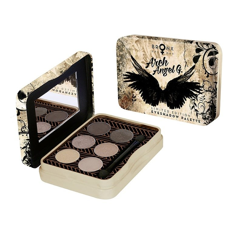 Bronx - Arch Angel G. 6 Colour Eyeshadow Tin Palette - Arch Angel