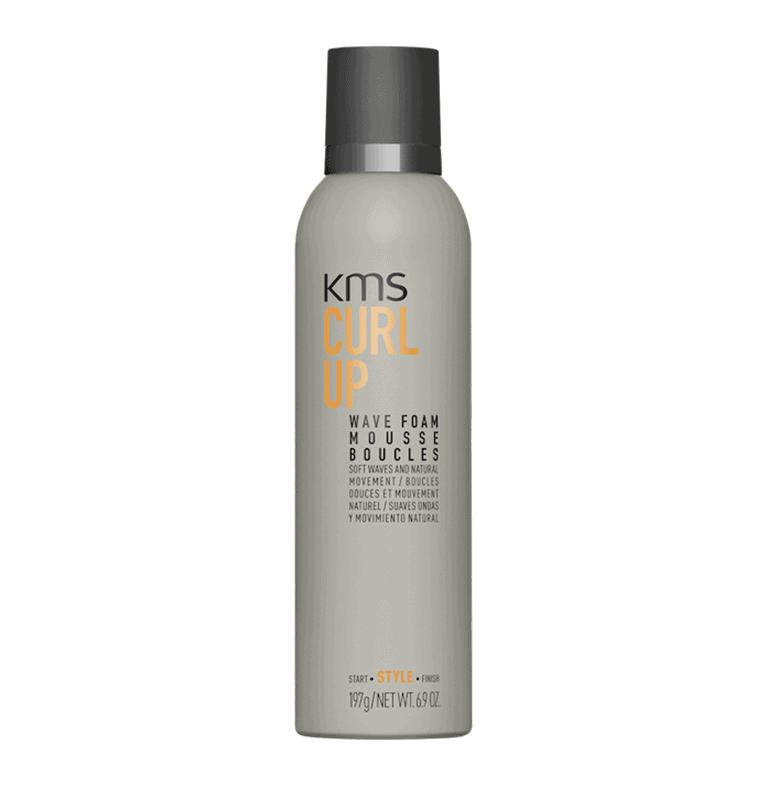 KMS - Curl Up Wave Foam 200ml
