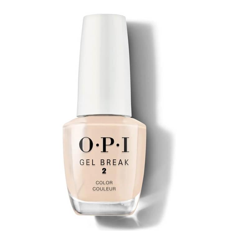 OPI - Gelbreak Barely Beige 15ml