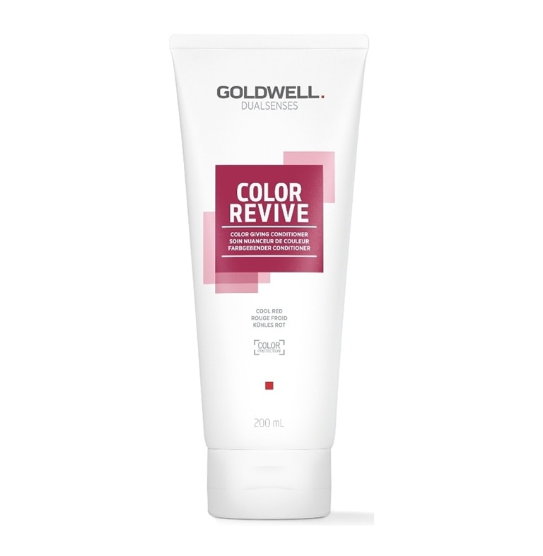 Goldwell - Dualsenses Color Giving Conditioner 200ml - COOL RED