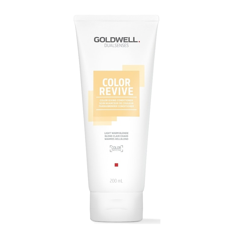 Goldwell - Dualsenses Color Giving Conditioner 200ml - LIGHT WARM BLONDE