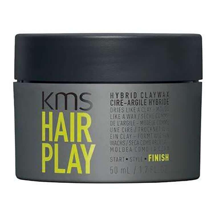 KMS - Hair Play Hybrid Clay Wax 50ml