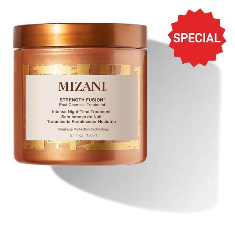 Mizani - Strength Fusion Intense Night Treatment 150ml