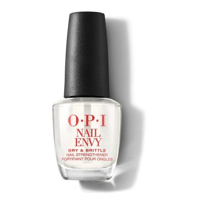 OPI - Nail Envy Dry, Brittle (Red) 15ml