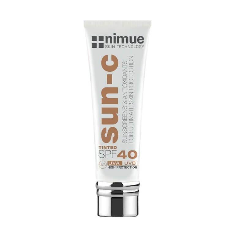 Nimue -  Sun-C Tinted SPF 40 Medium 60ml