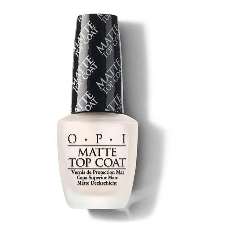 OPI - Nail Lacquer Matte Top Coat 15ml