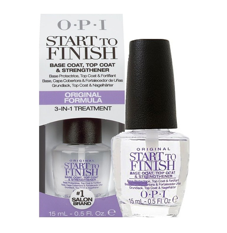 OPI - Start To Finish (Regular) 15ml