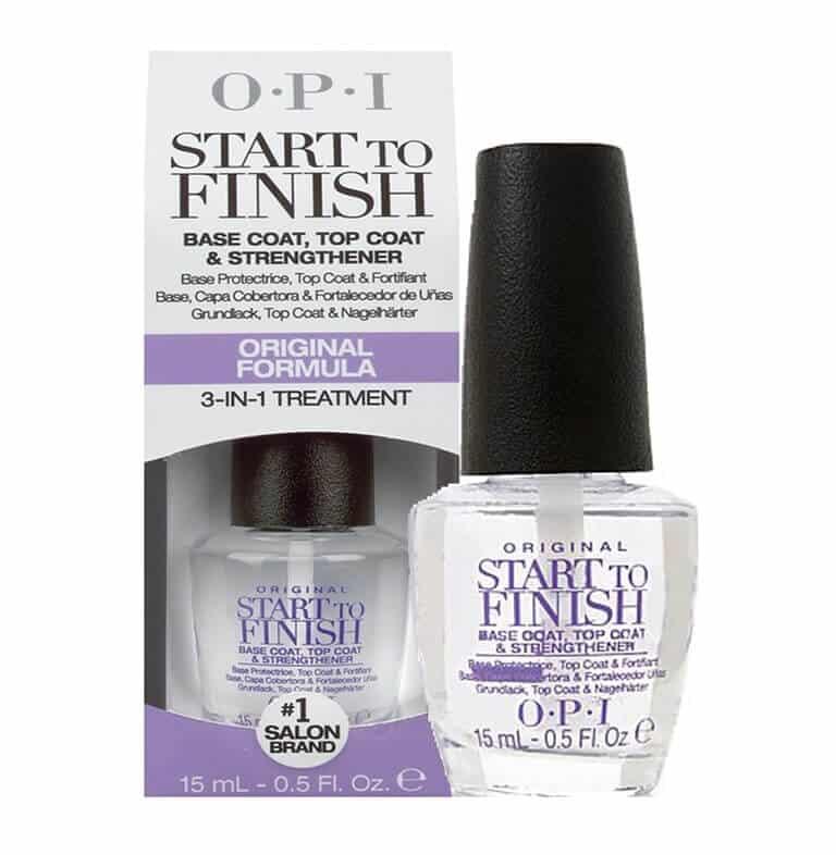 OPI - Start To Finish (Regular) 15ml