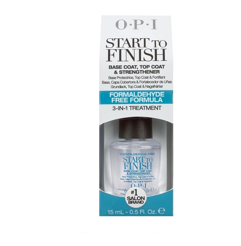OPI - Start To Finish (Formaldehyde Free) 15ml