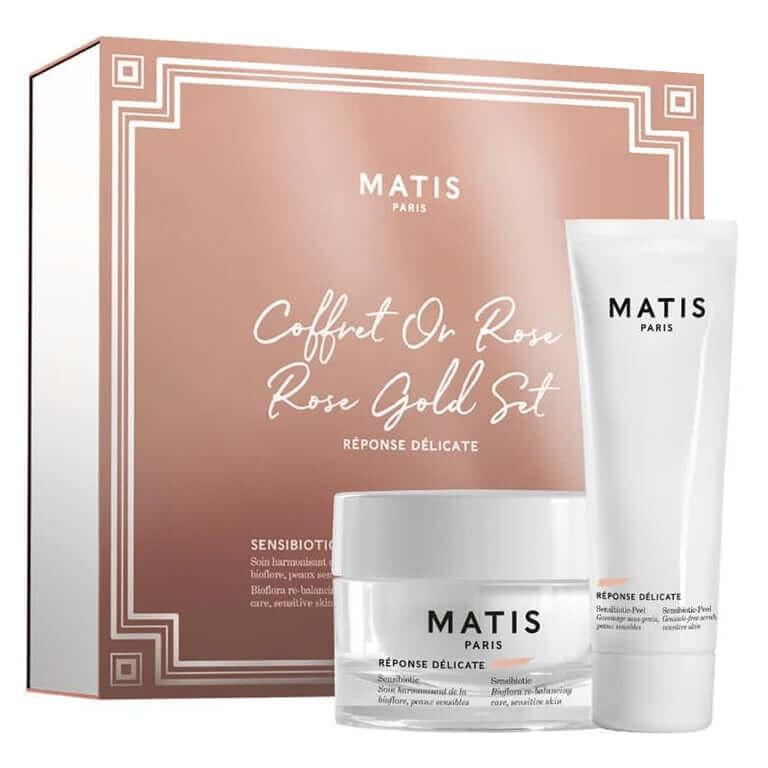 Matis - Rose Gold Set - Response Delicate
