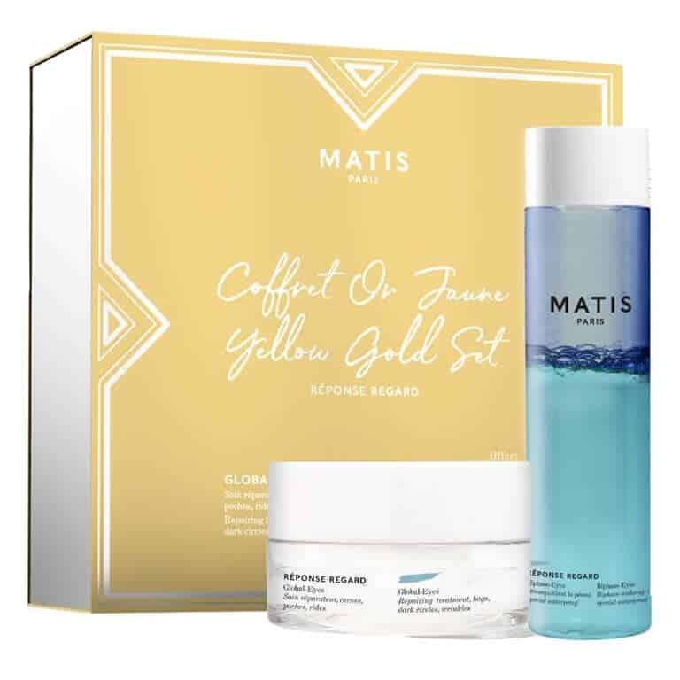Matis - Yellow Gold Set - Response Regard
