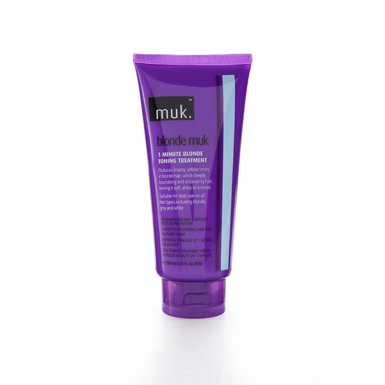 Muk - Haircare - Blonde muk 1 Minute Treatment 200ml