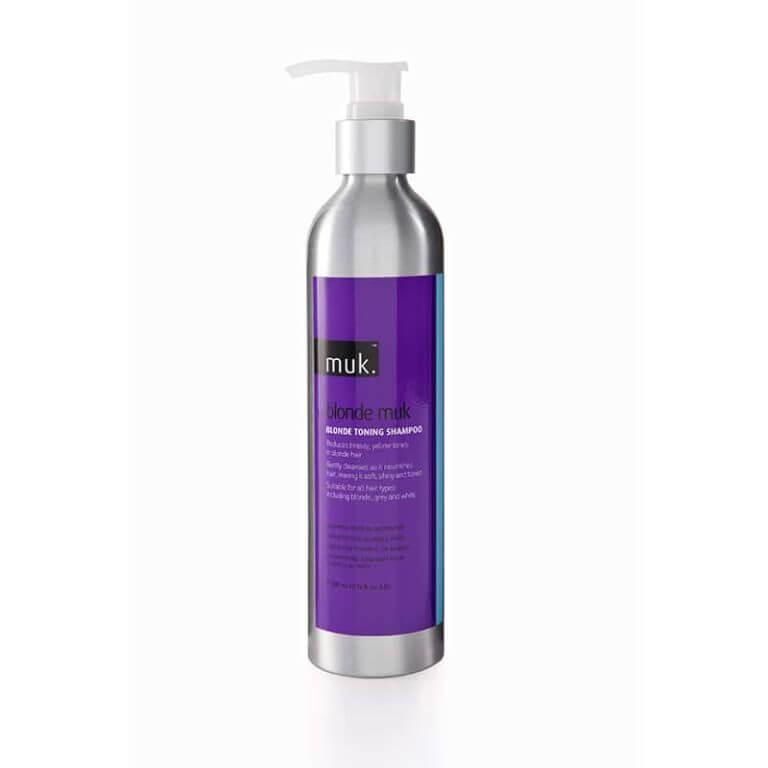 Muk - Haircare - Blonde muk Toning Shampoo 300ml