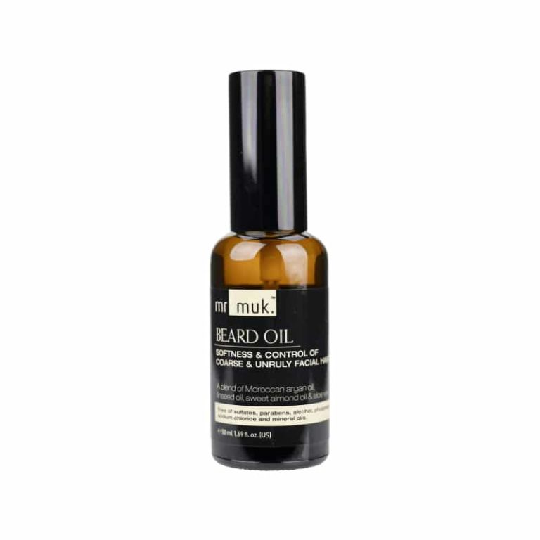 Muk - Haircare - MR muk Beard Oil 50ml