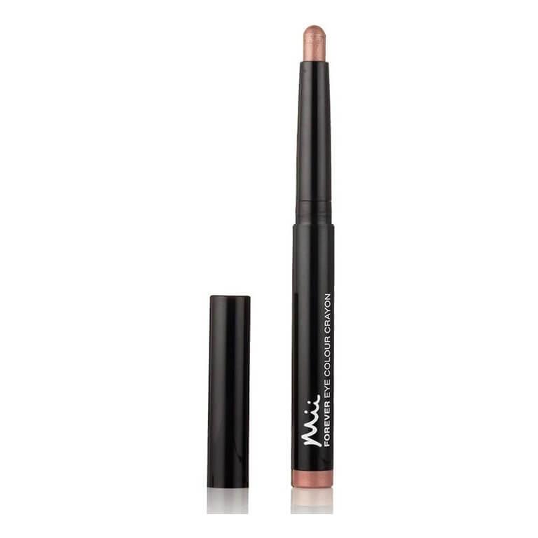 Mii Cosmetics - Forever Eye Colour Crayon - Rose Gold 02