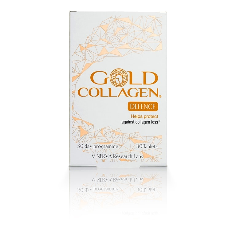 Gold Collagen - Defence 30 Tabs