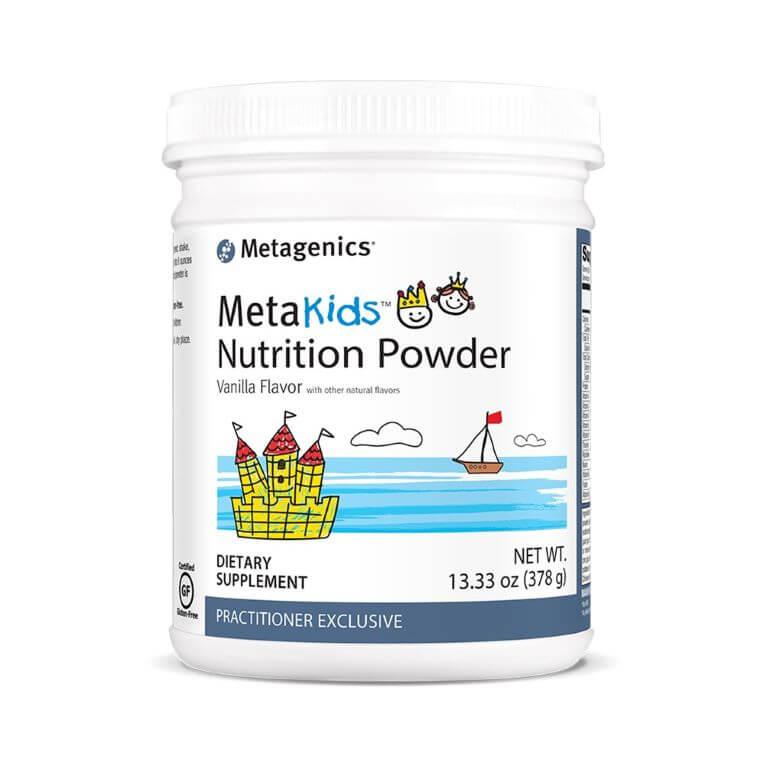 Metagenics - MetaKids Nutrition Powder Vanilla