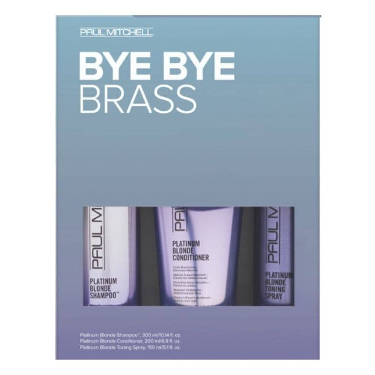 Paul Mitchell - Bye Bye Brass Deal