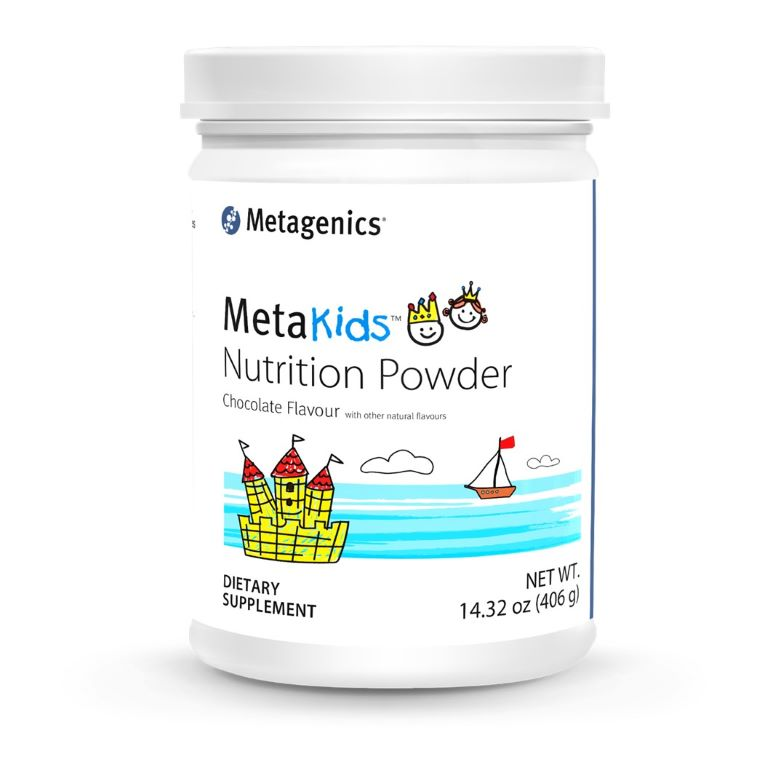 Metagenics - MetaKids Nutrition Powder Chocolate