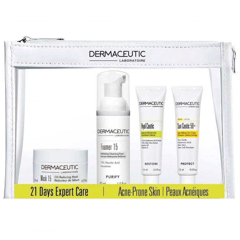 Dermaceutic - Acne Prone Skin Kit