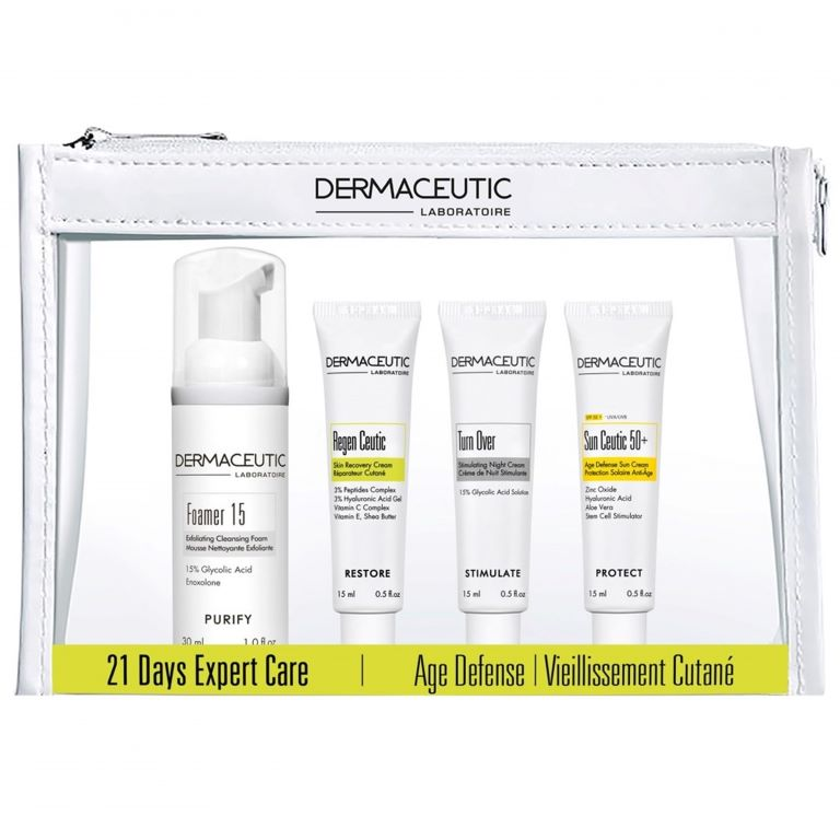 Dermaceutic - Age Defense Kit