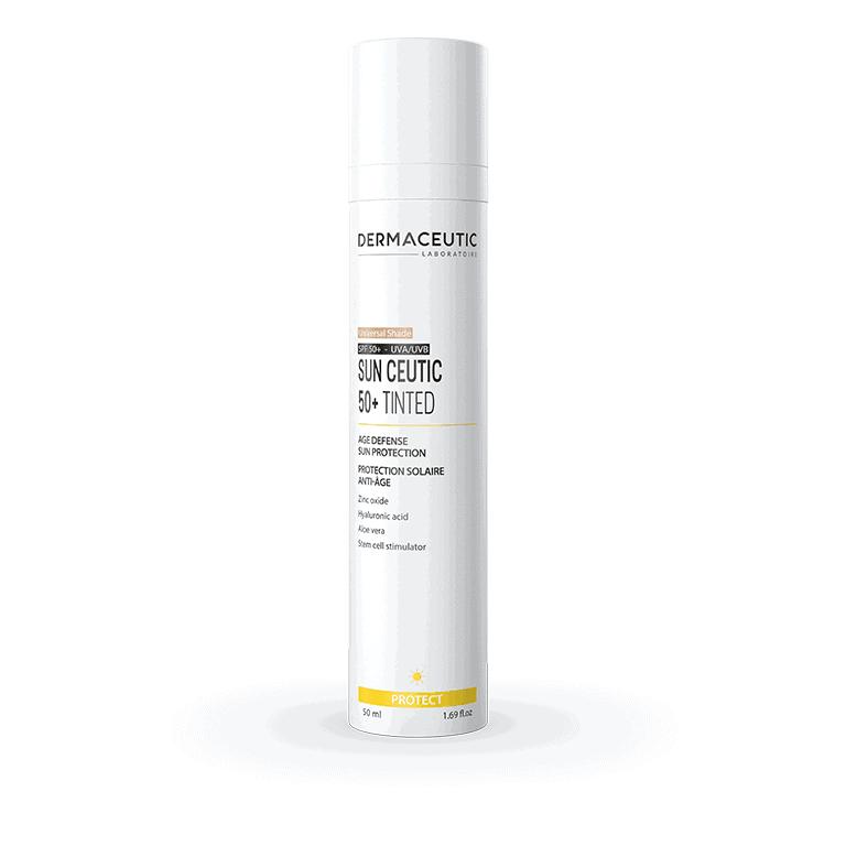 Dermaceutic - Sun Ceutic 50+ TINTED 50ml