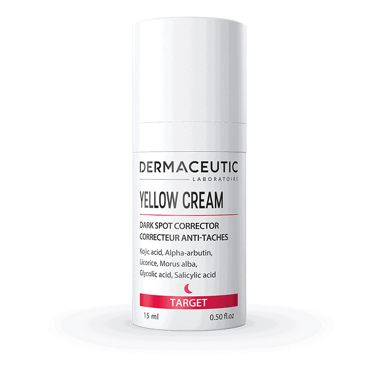 Dermaceutic - Yellow Cream 15ml