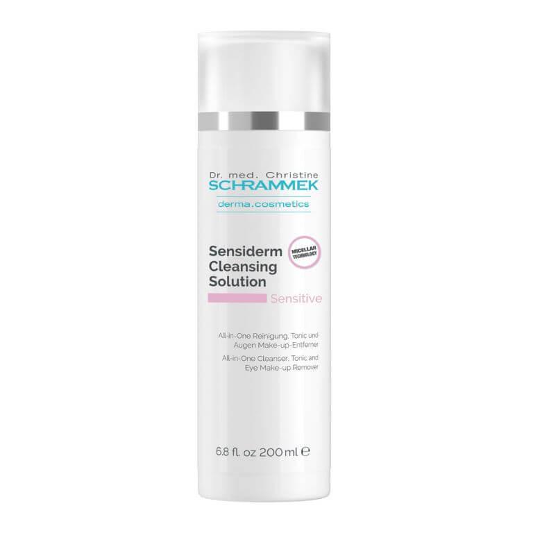 Dr. Schrammek - Sensiderm Cleansing Solution 200ml