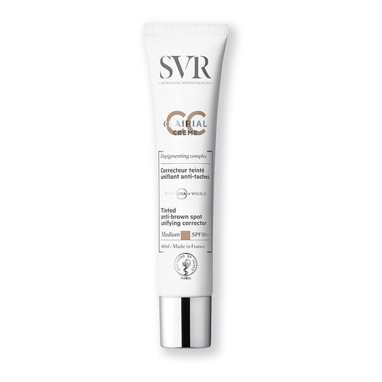 SVR Laboratoire - Clarial CC Crème Medium SPF50+ 40ml