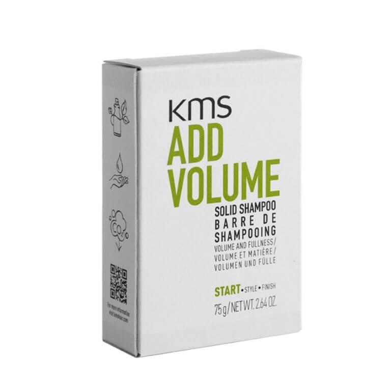 KMS - Add Volume Solid Shampoo 75g