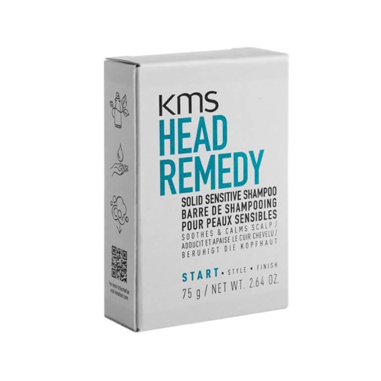 KMS - Head Remedy Solid Shampoo 75g
