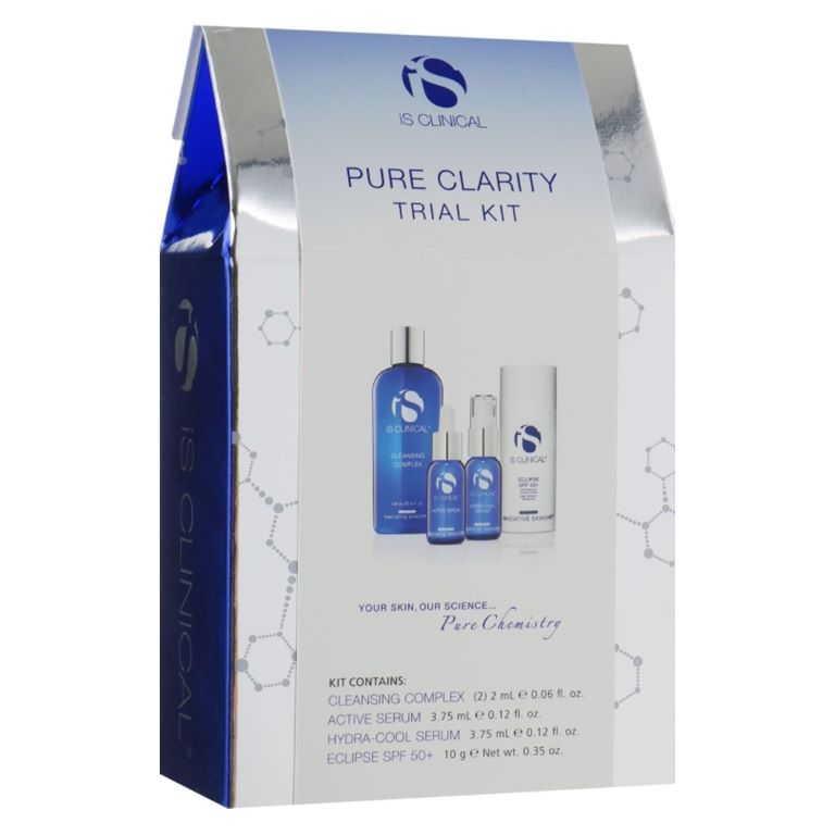 IS Clinical - Pure Clarity Trial Kit